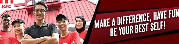 Kentucky Fried Chicken (KFC) is now hiring on FastJobs!